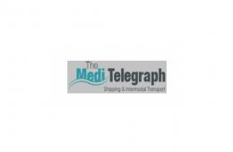 LOGO THE MEDI TELEGRAPH