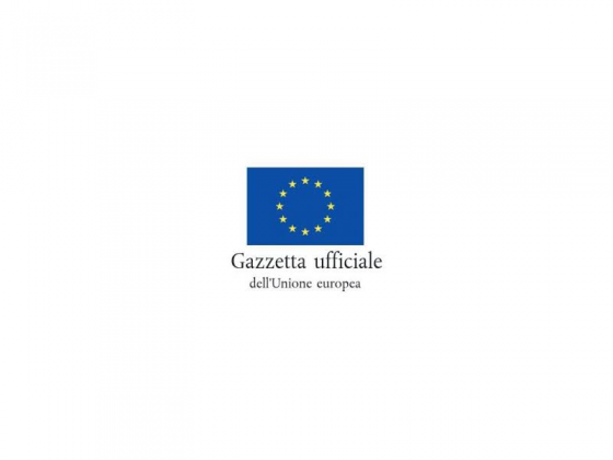 GAZZETTA UNIONE EUROPEA